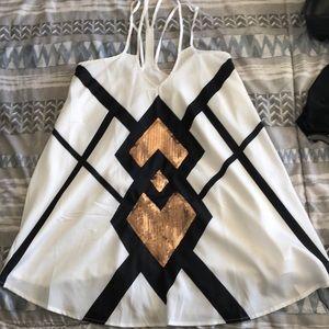 Dresses & Skirts - Lightly used cocktail dress